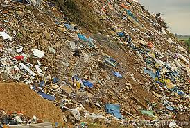Where is the garbage dump in Sydney